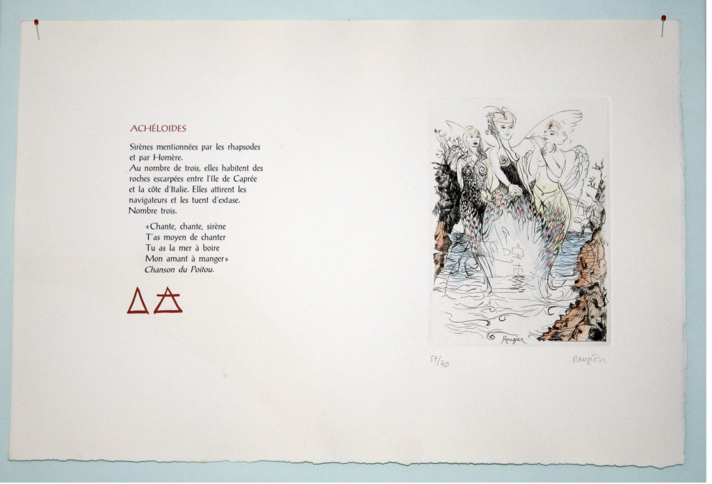 image de l'estampe Achéloides