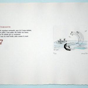 Image de l'estampe Béthravette