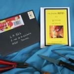 Livre et pochette Les Naufragés
