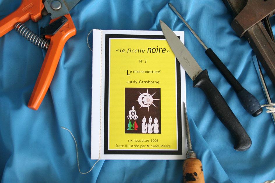 Livre Le marionnettiste