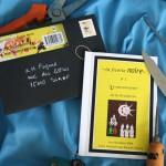 Livre et pochette Le marionnettiste