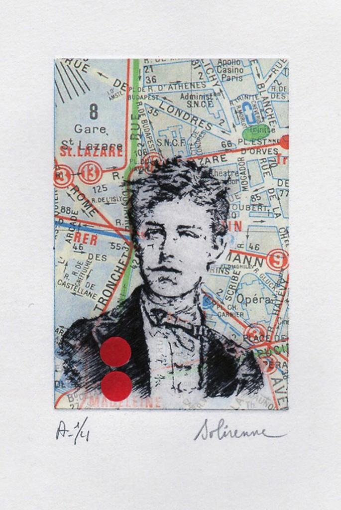 Rimbaud design gravure 1