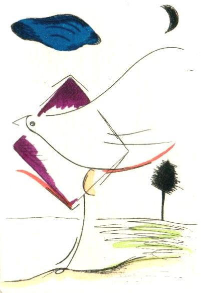 Gravure de Guillaume Landemaine