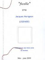 Couverture Légendes Ficelle n°90
